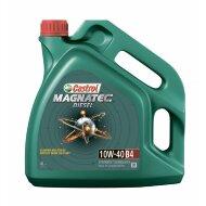 CASTROL Magnatec Diesel 10W-40 (4л) Масло моторное полусинтетическое