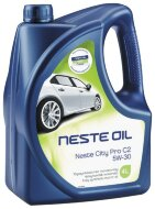 NESTE City Pro 0W20 (4л) Масло моторное синтетическое
