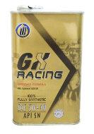 UNITED GX RACING 5W-40 (1л/металл) SN/CF Масло моторное синтетическое