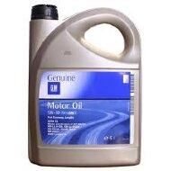 GM Dexos 2 SAE 5W-30 (5л) Масло моторное