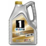 Mobil 1 New Life 0W40 (4л) Масло моторное синтетическое