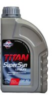 TITAN Supersyn LongLife 5W-40 (1л) Масло моторное синтетическое