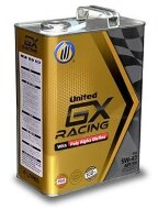 UNITED GX RACING 5W-40 (4л/металл) SN/CF Масло моторное синтетическое