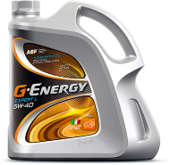 Газпромнефть-СМ G-Energy Expert L 5W40 (4л) Масло моторное
