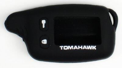 Чехол на сигнализ. TOMAHAWK TW9010/9020/9030 сил. черн.