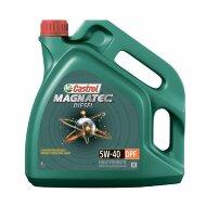 CASTROL Magnatec Diesel 5W-40 B4 (4л) Масло моторное синтетическое