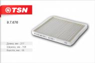 Фильтр Цитрон TSN 9.7.676 салонный (Chery Tigo)