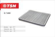 Фильтр Цитрон TSN 9.7.866 салонный (угольный)