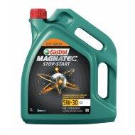 CASTROL Magnatec Stop-Start C3 5W-30 (1л) Масло моторное синтетическое