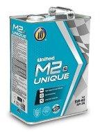 UNITED M2 S UNIQUE 5W-40 (4л) SN/CF Масло моторное синтетическое