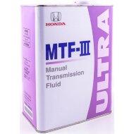 HONDA Ultra MTF-III (4л) Масло трансмиссионное