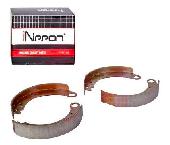 Колодки тормозные задние Nippon ABS0120 барабанные (Toyota)
