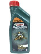 CASTROL Magnatec Stop-Start E 5W-20 (1л) Масло моторное синтетическое