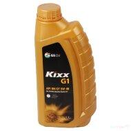 Kixx G1 5W-40 (1л) SN/CF Масло моторное синтетическое