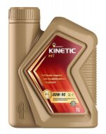РОСНЕФТЬ Kinetic MT 80W-90  (1л) GL-4 Масло трансмисс. минеральное