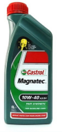 CASTROL Magnatec 10W-40 A3/B4 (1л) Масло моторное полусинтетическое