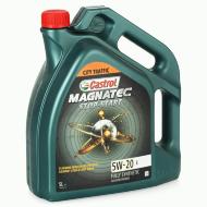 CASTROL Magnatec Stop-Start E 5W-20 (5л) Масло моторное синтетическое