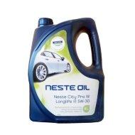 NESTE City Pro W Longlife III 5W-30 (4л) Масло моторное синтетическое