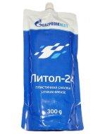 Смазка Газпромнефть Литол-24 300гр (дой-пак) ГОСТ 21150-75