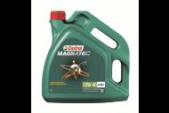 CASTROL Magnatec 10W-40 A3/B4 (4л) Масло моторное полусинтетическое