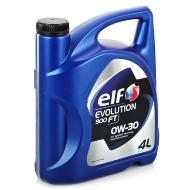 ELF Evolution FULL-TECH 0W-30 (4л) Масло моторное синтетическое