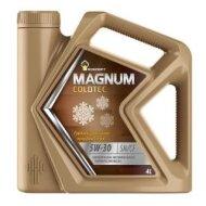 РОСНЕФТЬ Magnum Coldtec 5W-30 (4л) Масло моторное синтетическое