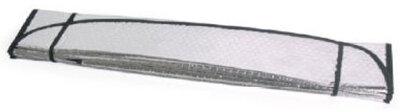 Экран солнцезащитный на лобовое стекло SUN-13060 (130x60см)