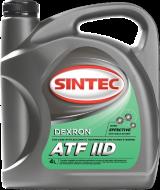 SINTOIL ATF D-II (4л) Жидкость для АКПП