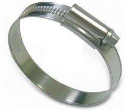 Хомут червячный DAR с ключом 10-16 мм