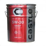 Розлив: TOYOTA Castle Motor Oil 5W-30 (20л) SN/CF GF-5 Масло моторное полусинтетическое