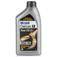 Mobil Delvac 1  Gear Oil LS 75W90 (1л) Масло трансмиссионное