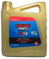 SSANG YONG Diesel/Gasoline 5W-30 (4л) Масло моторное синтетическое 0000000658
