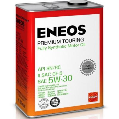 ENEOS PremiumTouring SN 5W-30 (4л) Масло моторное синтетическое