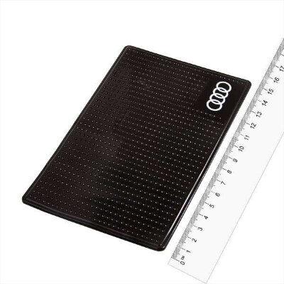 Коврик панели Audi 150*90*3мм (противоскольз., с малой эмблемой)
