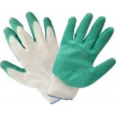 Перчатки трикотажные с 1-м латексным обливом стандарт