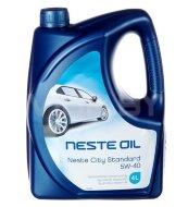 NESTE City Standart 5W-40 (4л) Масло моторное полусинтетическое