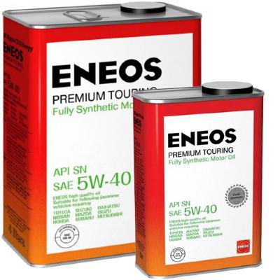 ENEOS PremiumTouring SN 5W-40 (4л) Масло моторное синтетическое