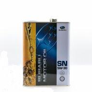 SUBARU 5W-30 (4л) SN Масло моторное