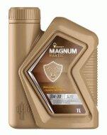 РОСНЕФТЬ Magnum Maxtec 5W-30 (1л) Масло моторное полусинтетическое