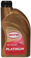 SINTOIL Platinum 5W-40 (1л) Масло моторное синтетическое
