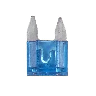 Предохранитель флажковый MINI 15А BLUE TX HIT