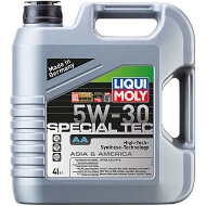 LIQUI MOLY Liechtlauf Special AA 5W-30 (4л) Масло моторное синт. (7516)
