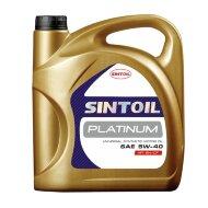 SINTOIL Platinum 5W-40 (4л) Масло моторное синтетическое