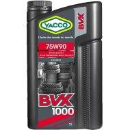 YACCO BVX  LS 1000 75W-140 (2л) Масло трансмиссионное для самоблокирующихся  дифференциалов