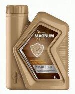 РОСНЕФТЬ Magnum Maxtec 5W-40 (1л) Масло моторное полусинтетическое