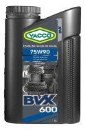 YACCO BVX 600 75W-90 (1л) Масло трансмиссионное