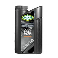 YACCO Lube DE 5W-30 (1л) Масло моторное