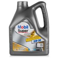 Mobil Super 3000 XE 5W-30 (4л) Масло моторное синтетическое