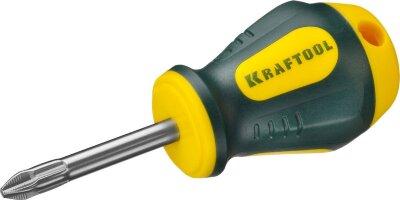 Отвертка шлицевая KRAFT 5x38 700416 (магнит)