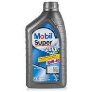 Mobil Super 2000 X1 10W-40 (1л) Масло моторное полусинтетическое